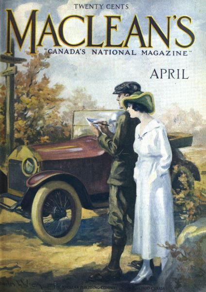 Issue: - April 1918 | Maclean's