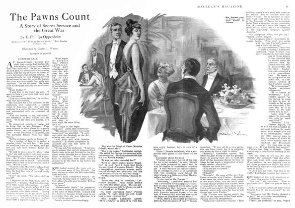 Article Preview: The Pawns Count, April 1918 | Maclean's