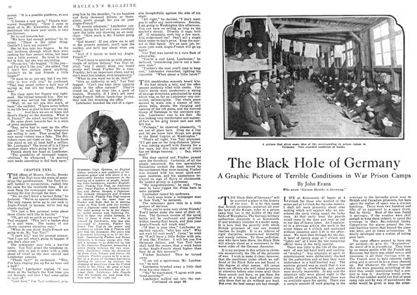 Article Preview: The Black Hole of Germany, April 1918 | Maclean's