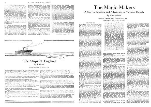 Article Preview: The Magic Makers, April 1918 | Maclean's