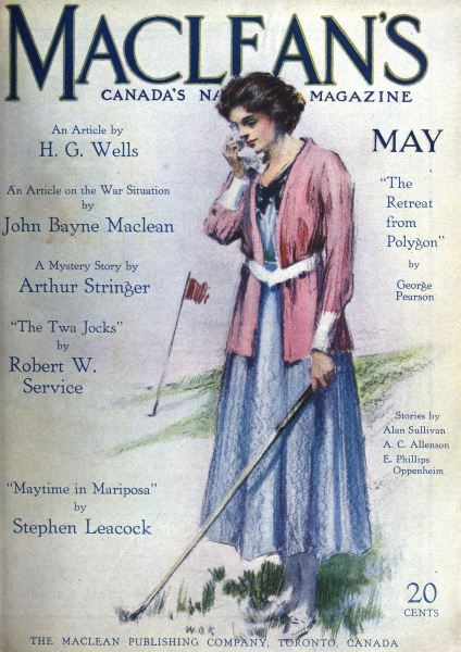 Issue: - May 1918 | Maclean's