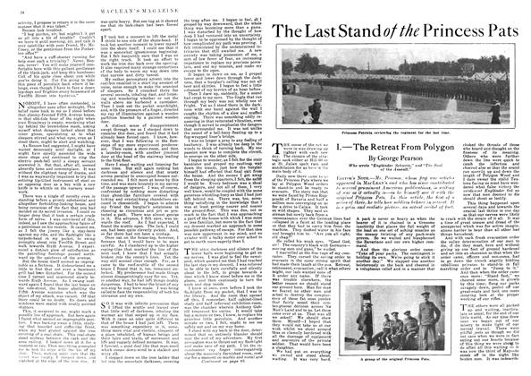 Article Preview: The Last Stand of the Princess Pats, May 1918 | Maclean's