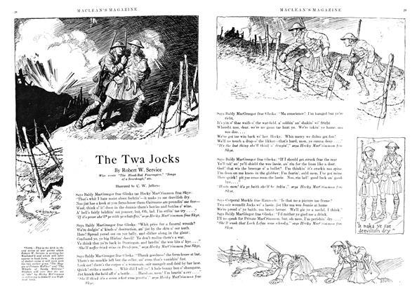Article Preview: The Twa Jocks, May 1918 | Maclean's