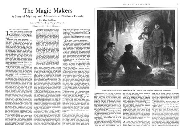 Article Preview: The Magic Makers, May 1918 | Maclean's