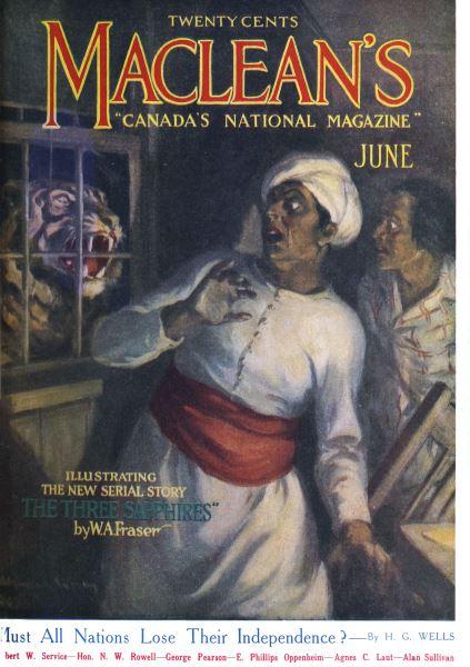 Issue: - June 1918 | Maclean's