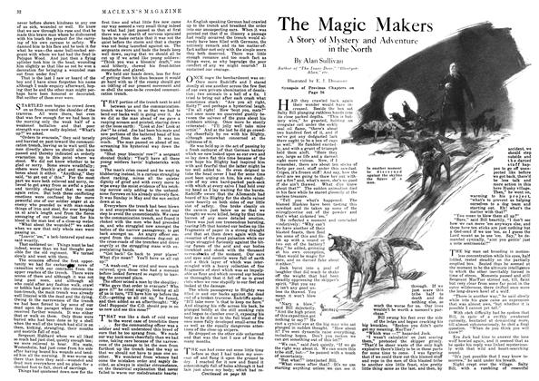 Article Preview: The Magic Makers, June 1918 | Maclean's