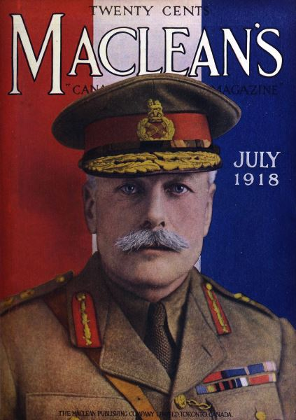 Issue: - July 1918 | Maclean's