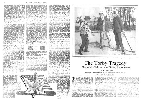 Article Preview: The Torby Tragedy, July 1918 | Maclean's