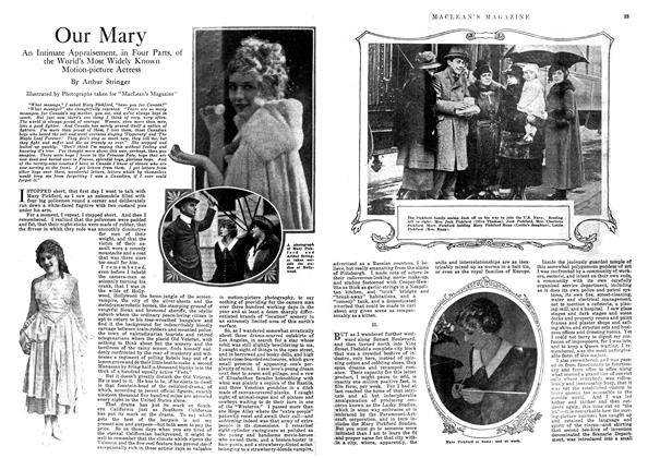 Article Preview: Our Mary, September 1918 | Maclean's