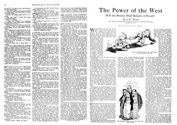Article Preview: The Power of the West, November 1918 | Maclean's