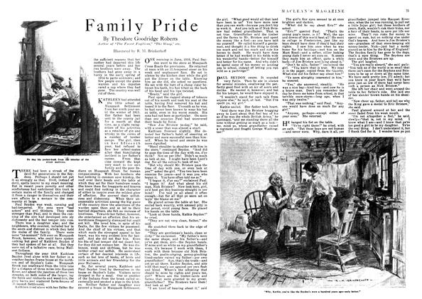 Article Preview: Family Pride, November 1918 | Maclean's