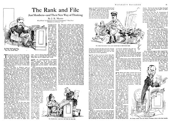 Article Preview: The Rank and File, December 1918 | Maclean's
