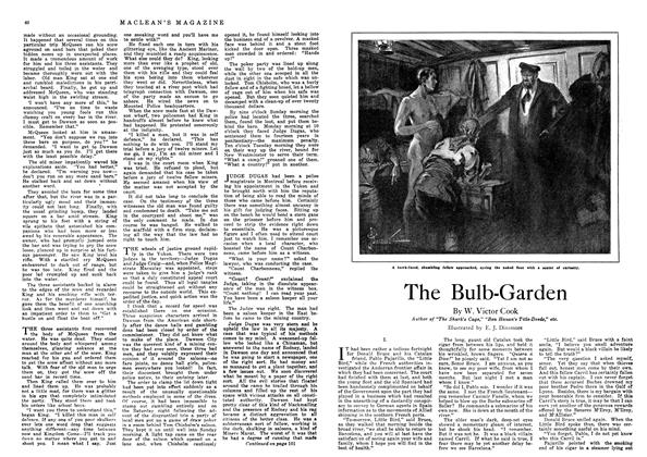 Article Preview: The Bulb-Garden, December 1918 | Maclean's