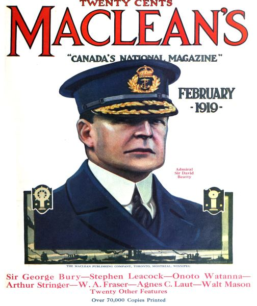 Issue: - February 1919 | Maclean's