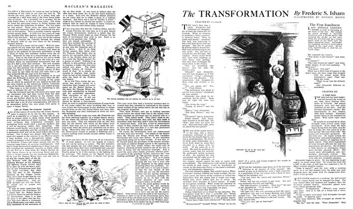 Article Preview: The TRANSFORMATION, April 1919 | Maclean's