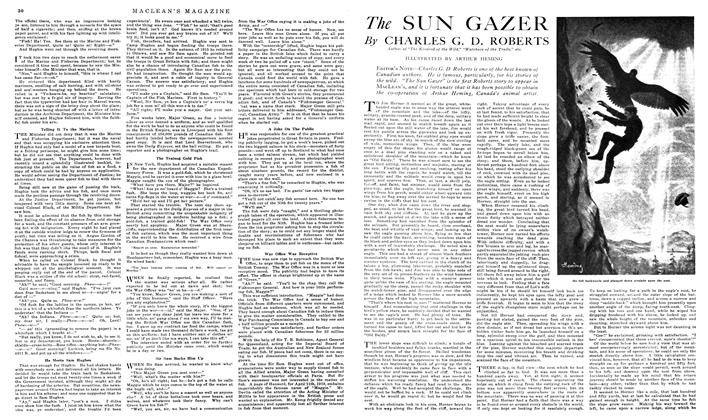 Article Preview: The SUN GAZER, April 1919 | Maclean's