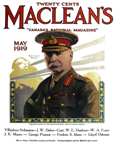 Issue: - May 1919 | Maclean's