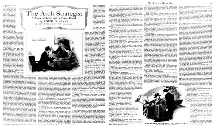 Article Preview: The Arch Strategist, June 1919 | Maclean's