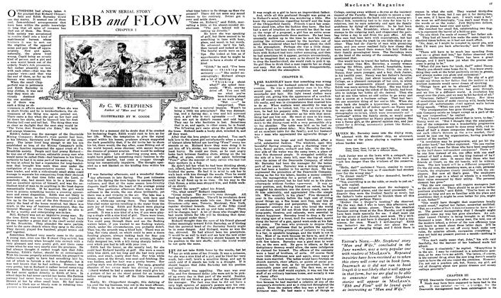 Article Preview: EBB and FLOW, August 1919 | Maclean's