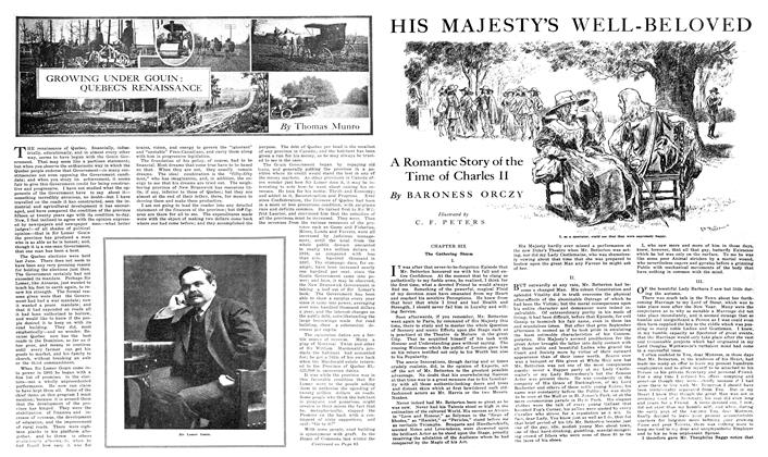 Article Preview: HIS MAJESTY'S WELL-BELOVED, September 1919 | Maclean's