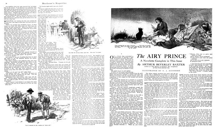 Article Preview: The AIRY PRINCE, October 1919 | Maclean's
