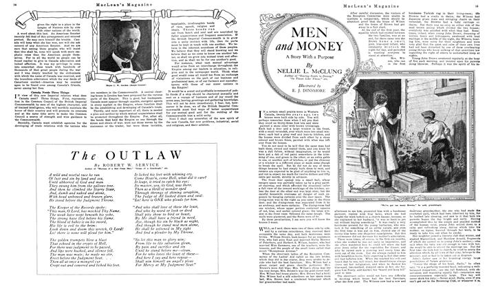 Article Preview: MEN and MONEY, NOVEMBER 01,1919 1919 | Maclean's