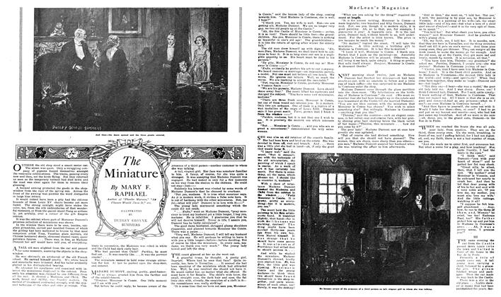 Article Preview: The Miniature, December 1919 | Maclean's
