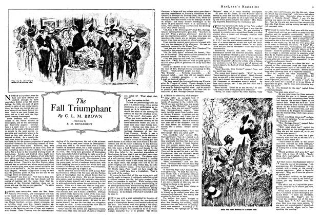 Article Preview: The Fall Triumphant, January 1920 | Maclean's