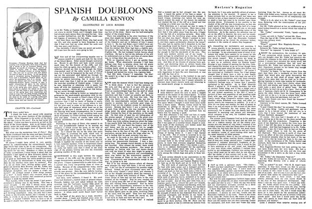 Article Preview: SPANISH DOUBLOONS, February 1920 | Maclean's