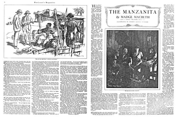 Article Preview: THE MANZANITA, FEBRUARY 15TH 1920 1920 | Maclean's