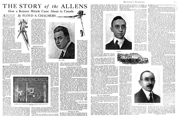 Article Preview: THE STORY of the ALLENS, FEBRUARY 15TH 1920 1920 | Maclean's