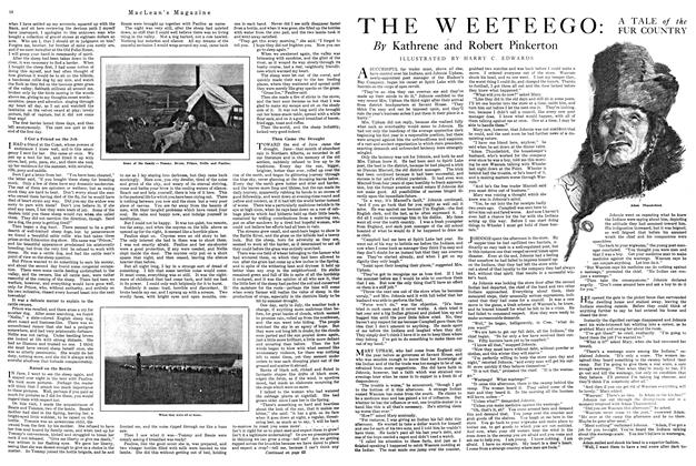 Article Preview: THE WEETEEGO:, MARCH 1ST 1920 1920 | Maclean's