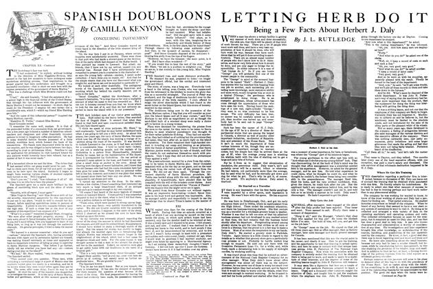 Article Preview: SPANISH DOUBLOONS, March 1920 | Maclean's