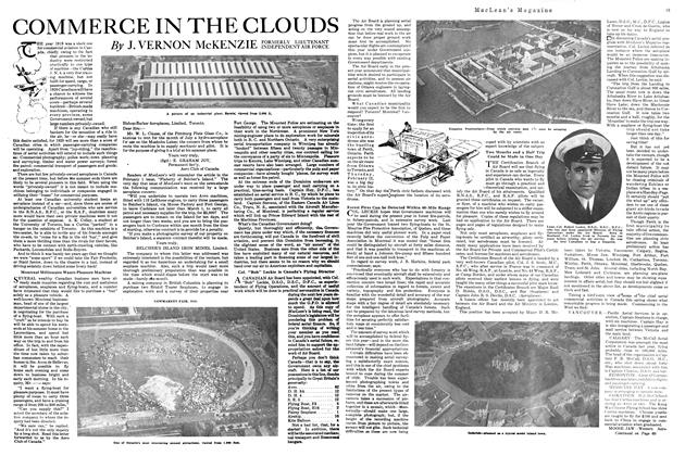 Article Preview: COMMERCE IN THE CLOUDS, March 1920 | Maclean's