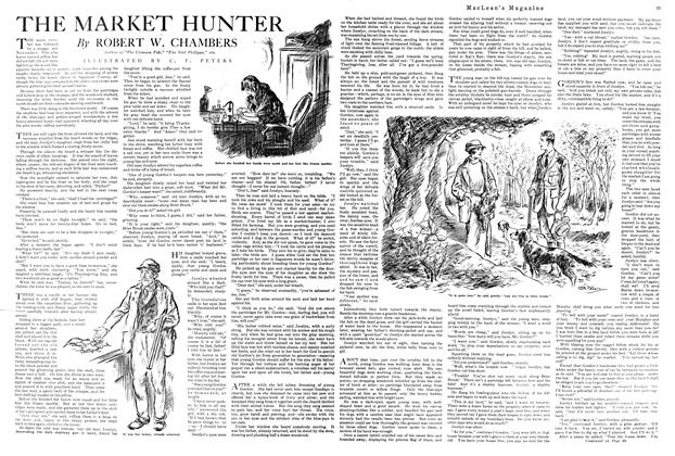 Article Preview: THE MARKET HUNTER, MAY 1ST 1920 1920 | Maclean's