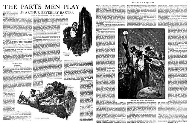 Article Preview: THE PARTS MEN PLAY, May 1920 | Maclean's