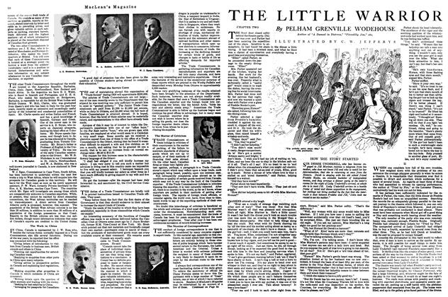 Article Preview: THE LITTLE WARRIOR, May 1920 | Maclean's