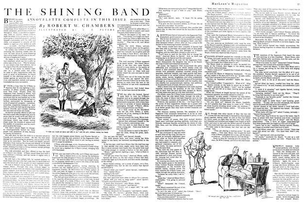 Article Preview: THE SHINING BAND, August 1920 | Maclean's