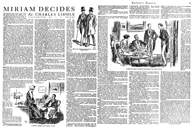 Article Preview: MIRIAM DECIDES, September 1920 | Maclean's