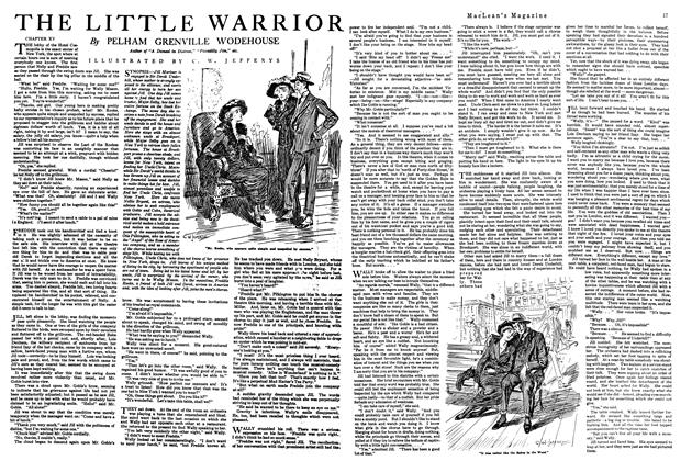 Article Preview: THE LITTLE WARRIOR, September 1920 | Maclean's