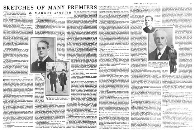 Article Preview: SKETCHES OF MANY PREMIERS, November 1920 | Maclean's