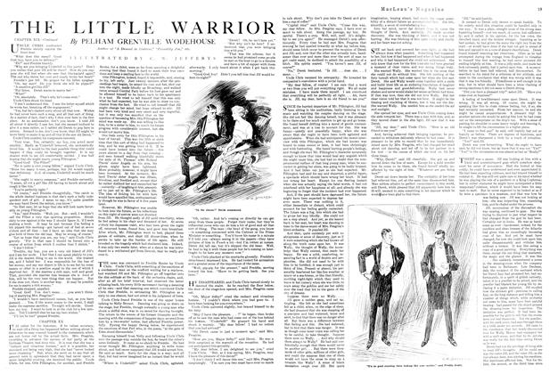 Article Preview: THE LITTLE WARRIOR, November 1920 | Maclean's
