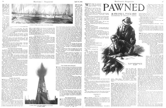 Article Preview: PAWNED, April 1921 | Maclean's