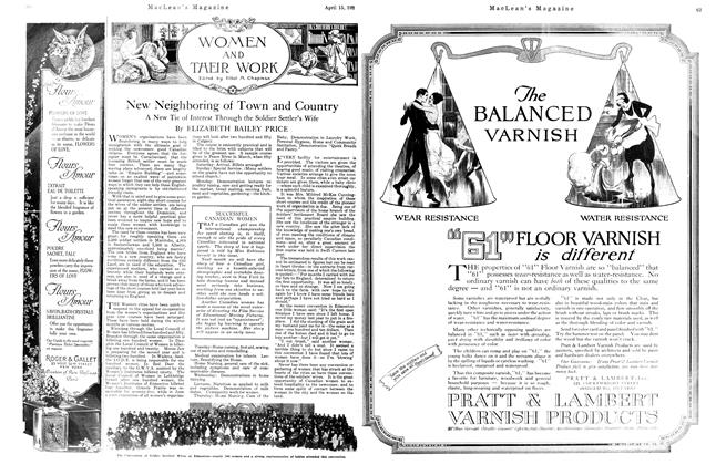 Article Preview: New Neighboring of Town and Country, April 1921 | Maclean's