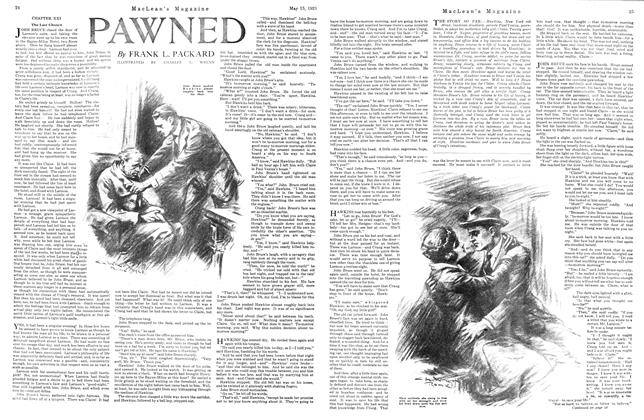 Article Preview: PAWNED, May 1921 | Maclean's