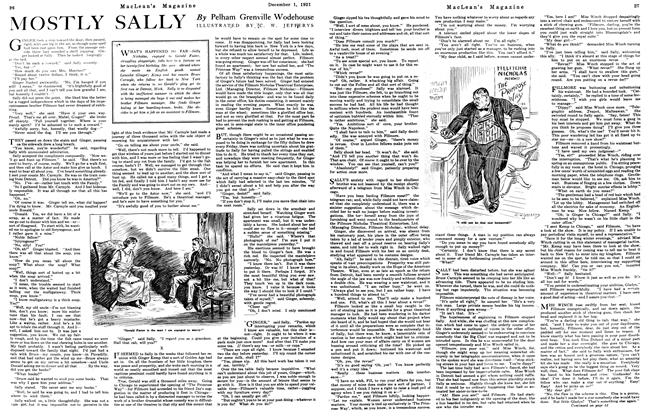 Article Preview: MOSTLY SALLY, December 1921 | Maclean's
