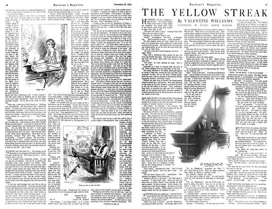 Article Preview: THE YELLOW STREAK, December 1921 | Maclean's