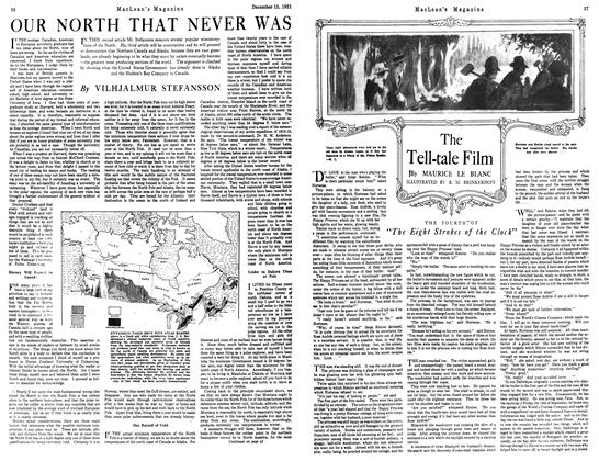 Article Preview: The Tell-tale Film, December 1921 | Maclean's