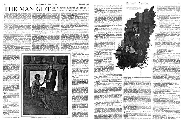 Article Preview: THE MAN GIFT, MARCH 15TH 1922 1922 | Maclean's