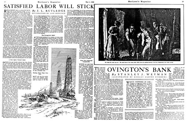 Article Preview: OVINGTON'S BANK, May 1922 | Maclean's